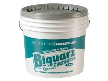 Quartz paint BIQUARZ COP. GRIGIO