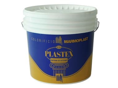 Washable water-based paint PLASTEX INT - EST OPACO