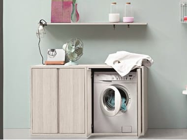 Mobili lavanderia birex archiproducts - Mobili lavatrici ...