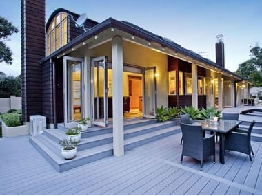 Decking in WPC ECOLEGNO | Decking in WPC