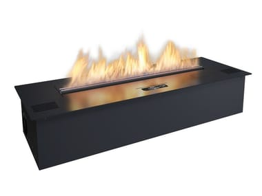 Built-in bioethanol fireplace PRIMEFIRE