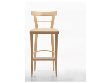 Beech chair CAFÈ | Chair
