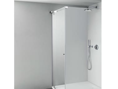 Shower cabin with tray TAPE