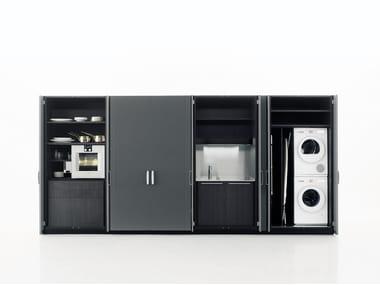 Кухонный гарнитур / прачечная шкафы HIDE