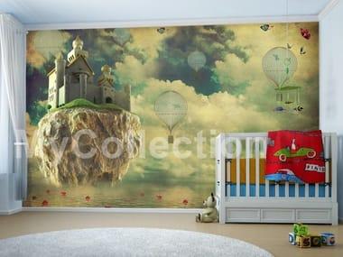 Kids wallpaper MONDO INCANTATO