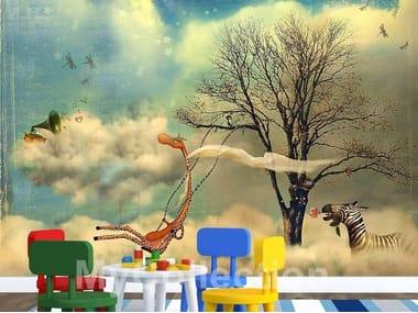 Landscape kids wallpaper MADAGASCAR