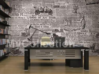 Motif wallpaper NEWS