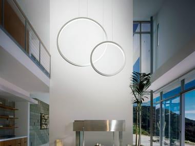 LED pendant lamp ASSOLO70 SOSPESA