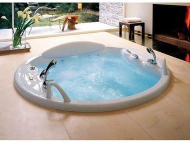 Vasche da bagno rotonde vasche e docce archiproducts for Vasche da bagno rotonde