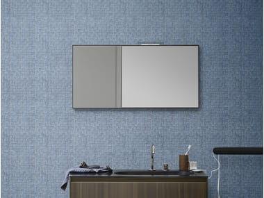 Specchio rettangolare a parete MOODE | Specchio