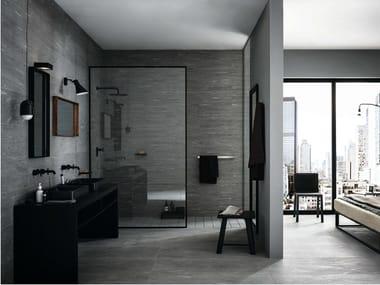 Porcelain stoneware wall/floor tiles MYSTONE PIETRA DI VALS