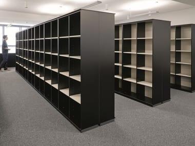 Modular office shelving K2 Storage