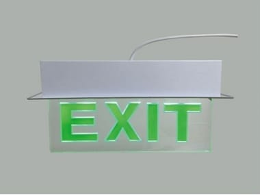 Lámpara de emergencia para señalización Lámpara de emergencia