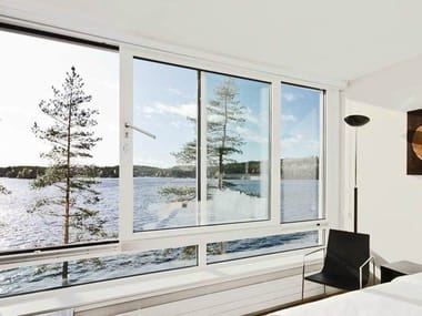 Ventana corredera de aluminio WICLINE 65/75 evo   Tilt slide window