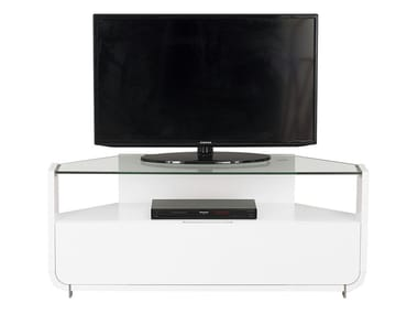 Mobili tv gautier france archiproducts for Porta tv angolare ikea