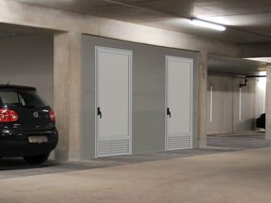 Porta d'ingresso in alluminio SMART 30 | Porta d'ingresso