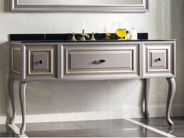 Meuble pour salle de bain en bois ELEGANCE 1 | Meuble pour salle de bain