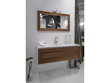 Meuble pour salle de bain en bois CHARME VINTAGE 2 | Meuble pour salle de bain