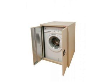 Mobile lavanderia con ante a battente