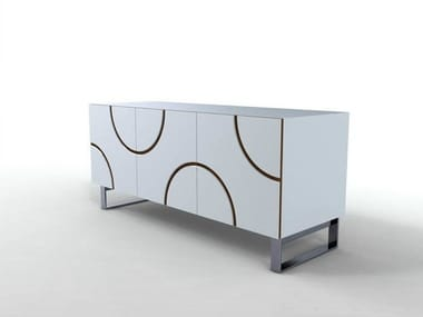 Lacquered sideboard INFINITY | Sideboard