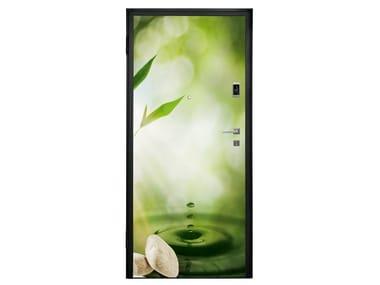 Paneles decorativos para puertas