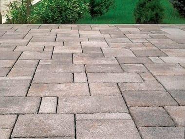 Каменная или бетонная плита для наружных дорожек CORSO® FARNESE