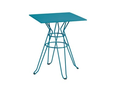 Square garden table CAPRI | Square table