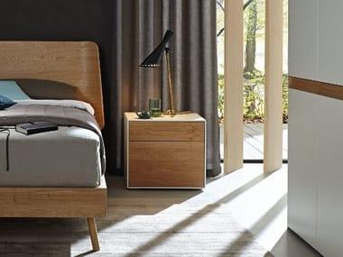 nachttische h lsta werke h ls archiproducts. Black Bedroom Furniture Sets. Home Design Ideas