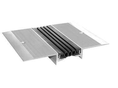junta para pavimento de aluminio k floor f lt g