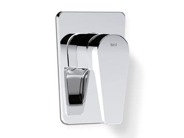 Stainless steel bathtub tap / shower tap ESMAI | 1 hole shower mixer