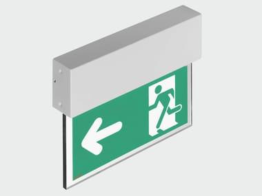 Luminaire de sécurité LED pour installation au plafond MOTUS LED
