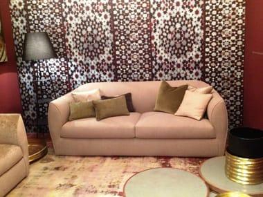 Sofa with removable cover CHARME | Sofa