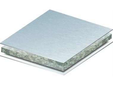 Pannello composito in alluminio ALUCOBOND® A2