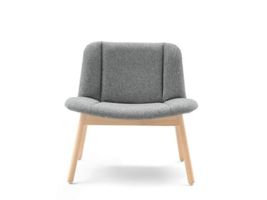 Upholstered fabric easy chair HIPPY | Easy chair