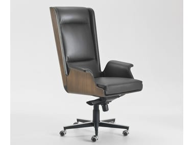 GARBO | High-back executive chair
