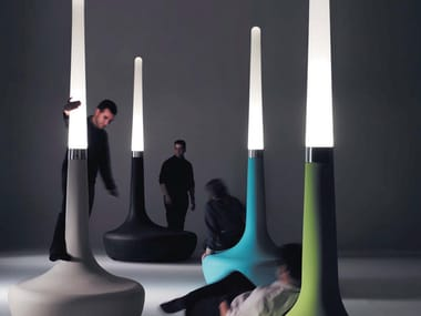 Bench with Integrated Lighting BDLOVE LAMP