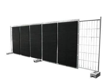Шумозащитные барьеры и экраны для дорог