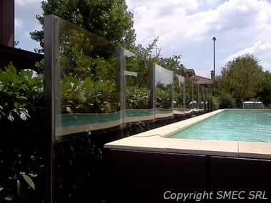 Stainless steel Pool barrier Pool barrier