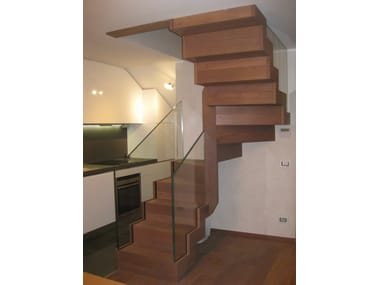 escalera abierta escalera abierta