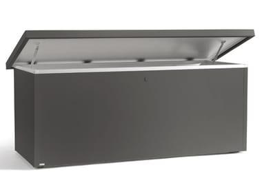 Arca de alumínio para jardim FUSE | Cushion box