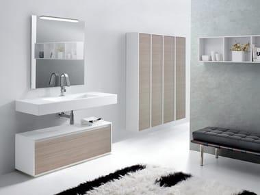 badmöbel moderner stil | badezimmermöbel und beleuchtung, Hause ideen