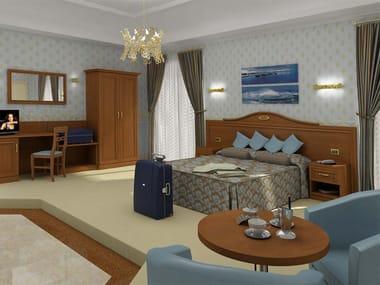 ANTIQUA | Hotel bedroom