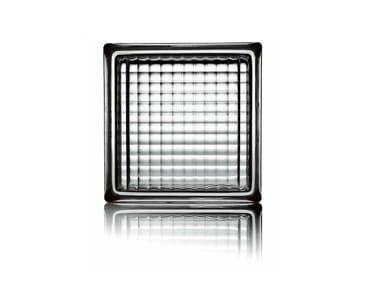 Перегородки из стеклянных и пластмассовых блоков