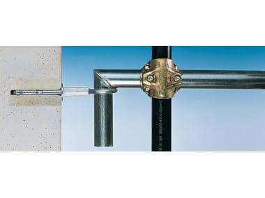 Соединение, крепление и принадлежности для подмостей Tubi di ancoraggio