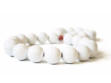 Porcelain trivet PERLE | Porcelain trivet