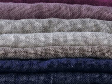 Tessuto lavabile in lino ANJUNA