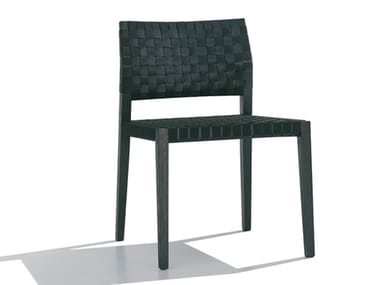 Stackable wooden chair VALERIA | Chair