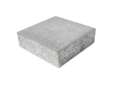 Photocatalytic lightweight concrete paving block QUADRO GREEN ACTIVE