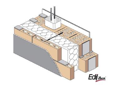 Blöcke und Elemente aus Beton