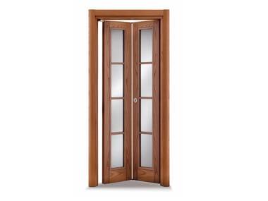 Porta dobrável de vidro STELLA